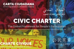 Civic Charter – Global Framework for People's Participation